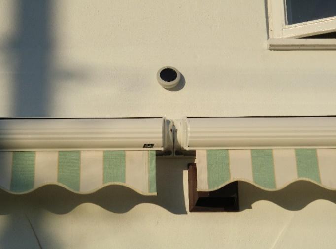 awning sun sensor