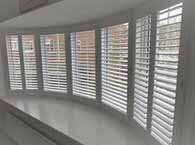 shutters circular bay window