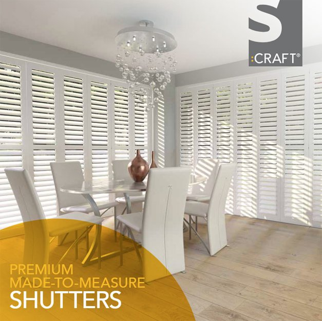 s craft plantation shutters