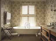 shutters in mdf wood and abs
