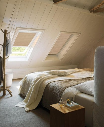 velux and skylight blinds