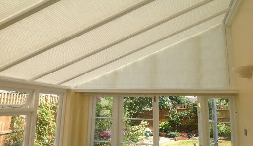 gable end blinds