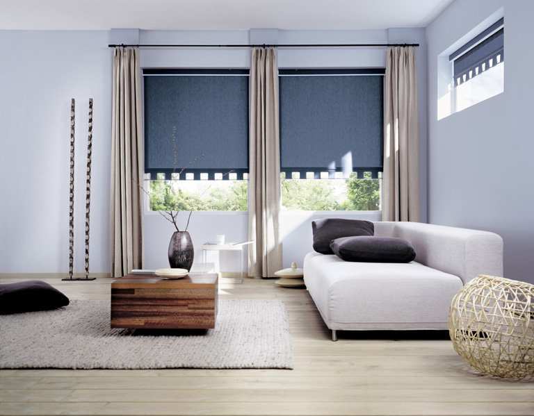 roller blinds blackout