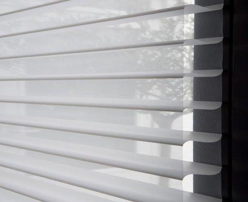 luxaflex silhouette blind  louvolite visage blind